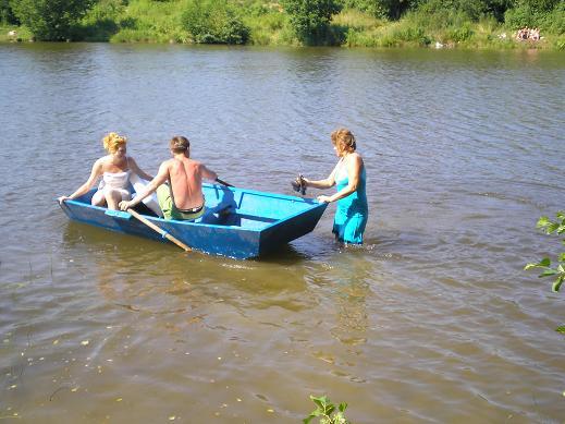 Как построить лодку своими руками из досок